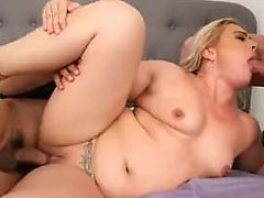 Big Anus White Wife Selah Rain Takes On Double Heavy Cock